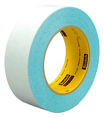 (3M 17546-case Thin Printable Repulpable Single Coated Splicing Tape 9969B, 24 mm x 55 m, Blue (Pack of 36))