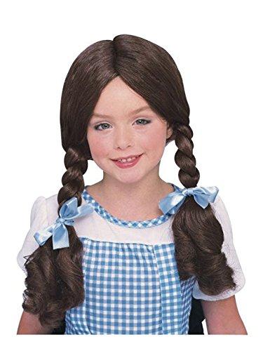 Wizard of Oz Dorothy Wig, Child size -