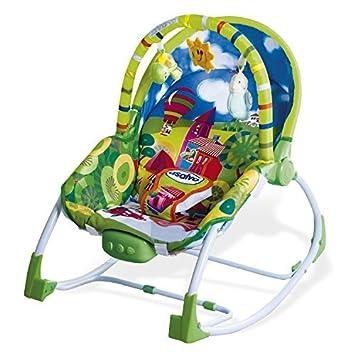 Enjoyable Amazon Com Asalvo Evolutionary Bouncer City By Asalvo Baby Ncnpc Chair Design For Home Ncnpcorg
