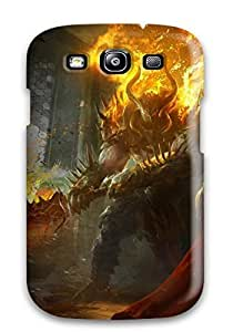 Hot Umhxwpw9610KYdzC Case Cover Protector For Galaxy S3- Lords Of The Fallen