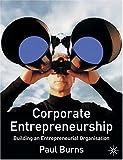 Corporate Entrepreneurship, Paul Burns, 1403908095