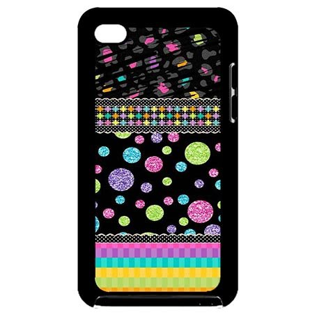 Premium Polka Dots iPod Touch 4 Generation 4th Ultra Slim Best Case Protection Cute Personalized