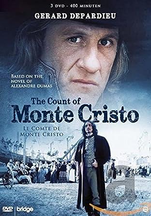 le comte de monte cristo film depardieu