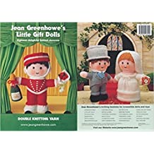 Jean Greenhowe's little gift dolls: Eighteen delightful knitted characters