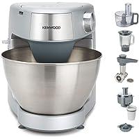 Kenwood Prospero+ KHC29.P0SI - Robot de Cocina Multifunción 1000W, 4,3L, Mezcla, Bate, Amasa, Batidora de Vaso 1.5L…