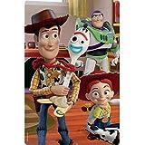 QC Encapado - Toy Story 4, Toyster Brinquedos, Multicor
