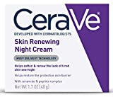 CeraVe Night Cream for Face | 1.7 Ounce …