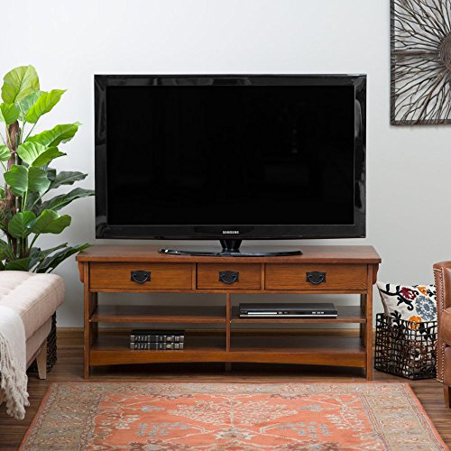 Belham Living Everett Mission TV Stand