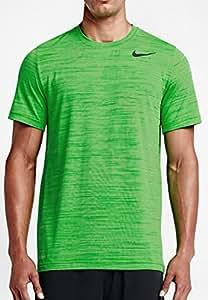 Nike DF Touch Crew Mens Running Shirt Size XL