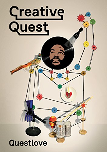 Book Cover: Creative Quest