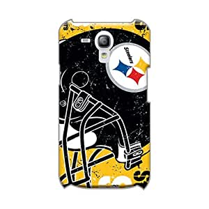 Protective Hard Phone Covers For Samsung Galaxy S3 Mini With Customized Attractive Pittsburgh Steelers Pattern PhilHolmes