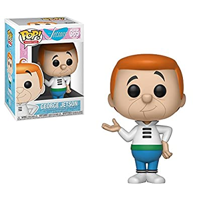 Funko POP! Animation: Hanna Barbera - Jetsons - George: Funko Animation:: Toys & Games