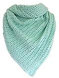 Sara Karls Crochet Triangle Cloth´s No. 1