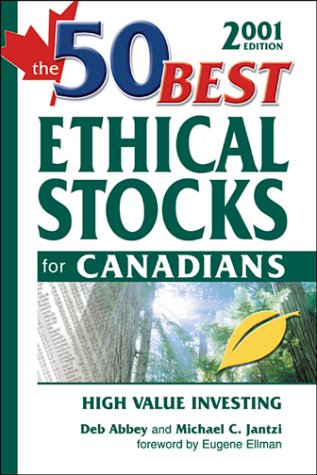 The 50 Best Ethical Stocks for Canadians
