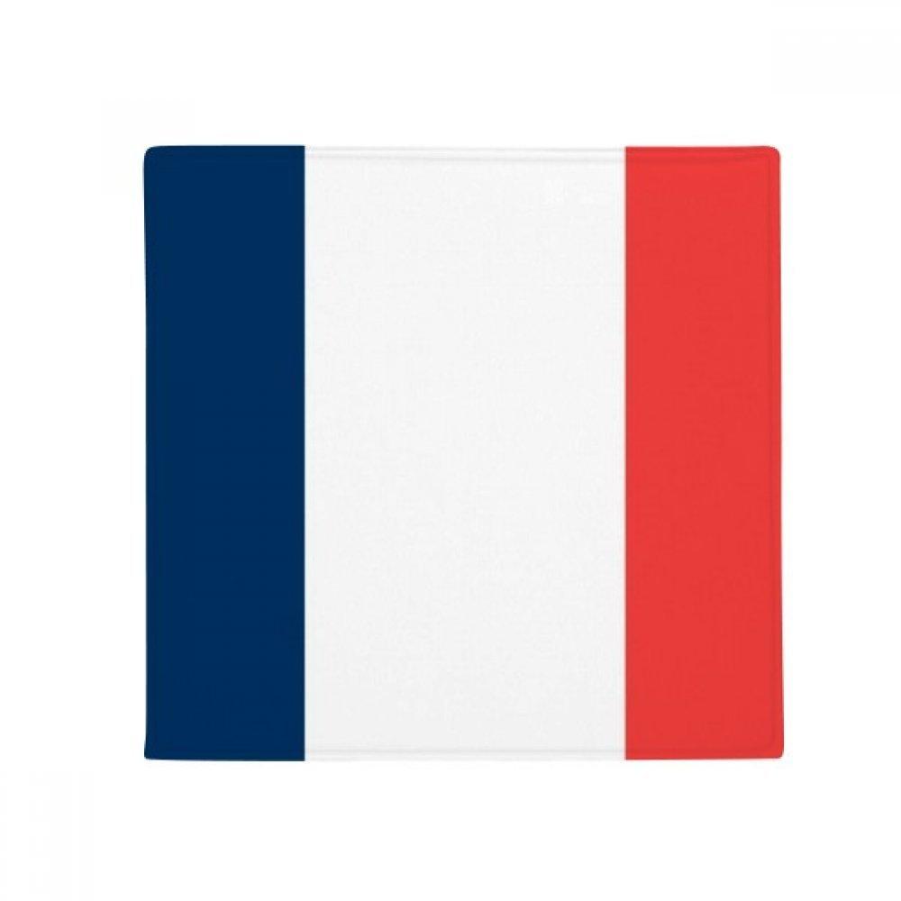 60X60cm DIYthinker France National Flag Europe Country Anti-Slip Floor Pet Mat Square Bathroom Living Room Kitchen Door 60 50Cm Gift