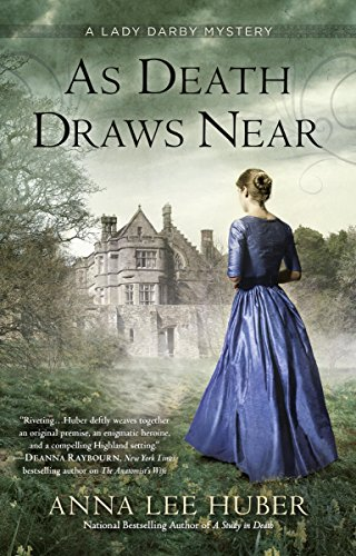 As Death Draws Near (A Lady Darby Mystery) cover