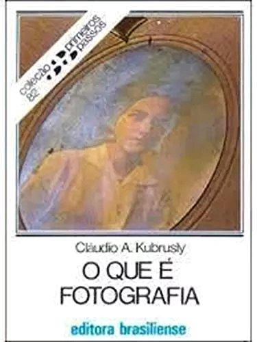 eBook O que é fotografia (Primeiros Passos)