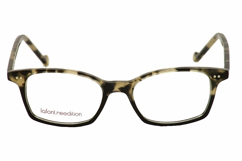 1e709e301a Amazon.com  Lafont Reedition Women s Eyeglasses Monsieur 148 Havana Full  Rim Optical Frame 49mm  Health   Personal Care