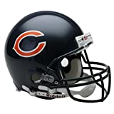 Riddell NFL Chicago Bears Full Size Proline VSR4 Football Helmet