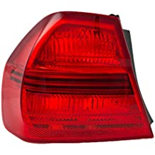 Drivers Taillight Quarter Panel Mounted Tail Lamp Replacement for BMW 63217161955
