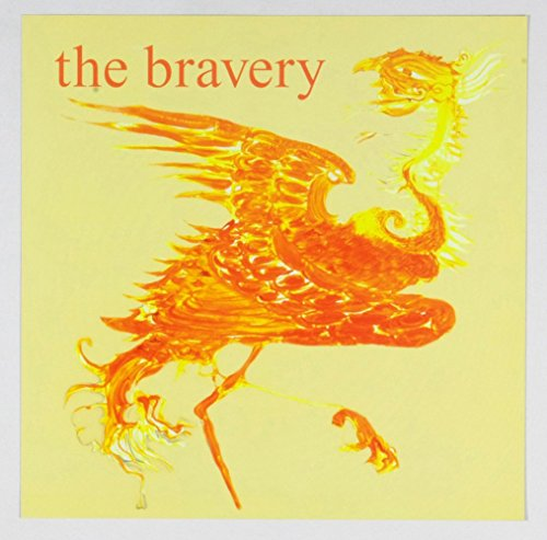 (The Bravery The Debut Album 2005 Vintage 12x12 Album Promo Flat Poster 2 sided)
