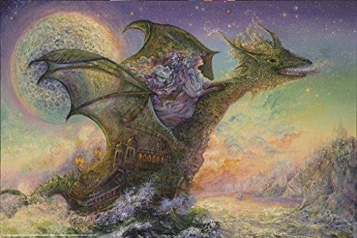 - Dragon Ship by Josephine Wall 24