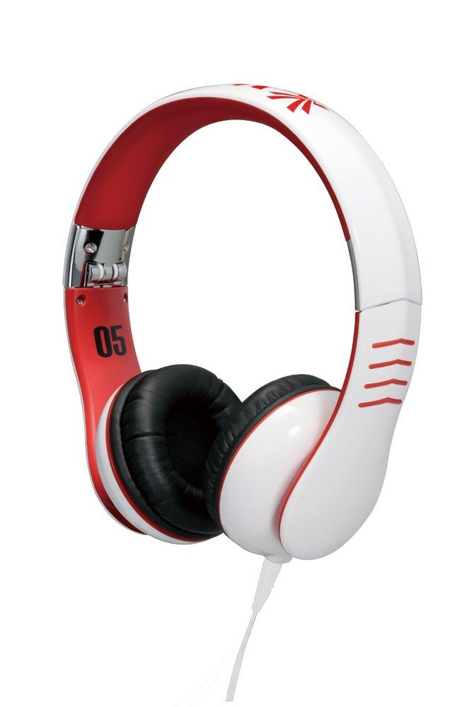 Vestax ヘッドフォン HMX-05 WHITE ホワイト 密閉ダイナミック型 B00D085EOQ ホワイト ホワイト