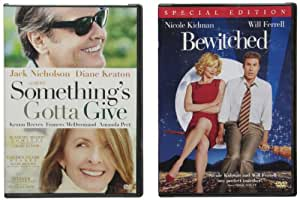 Something's Gotta Give [Reino Unido] [DVD]: Amazon.es
