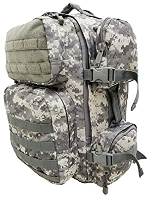 Explorer U.S. Military Level 3 Tactical Backpack, Medium