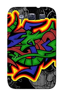 Hot New Graffiti Case Cover For Galaxy S3 With Perfect Design