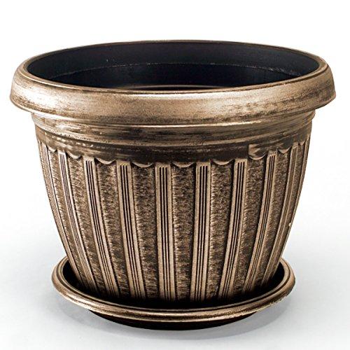10 inch pot planter - 3