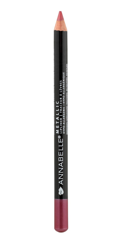 Annabelle Metallic Lip Liner, Nude Lustre, 1.14 g Groupe Marcelle Inc.