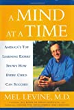 A Mind at a Time, Mel Levine, 0743202228