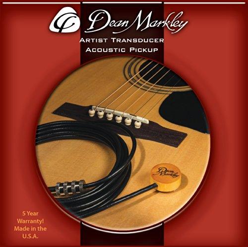 Dean Markley DM3000 Artist Transducer Acoustic Pickup