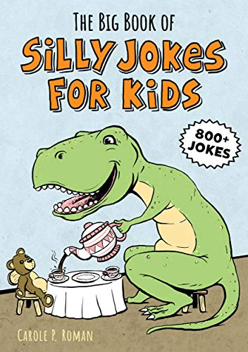 Big Book Silly Jokes Kids ebook product image