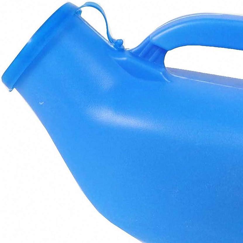Camping Portable Toilet Urine Bottle Bag Travel Potty Urine Funnel for Unisex Men Women Children Kids Car Traffic Jam
