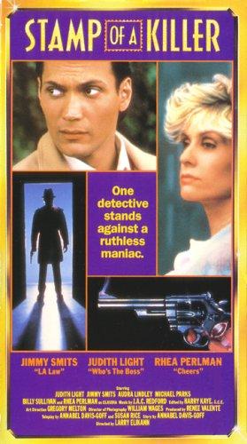 Stamp of a Killer VHS