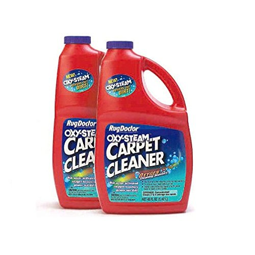 Oxy-Steam 48 oz. Carpet Cleaner - 2 pk. (48 Ounce Carpet Cleaner)