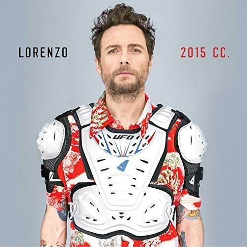 Jovanotti - Lorenzo 2015 CC. (Italy - Import, 3PC, Oversize Item Split)
