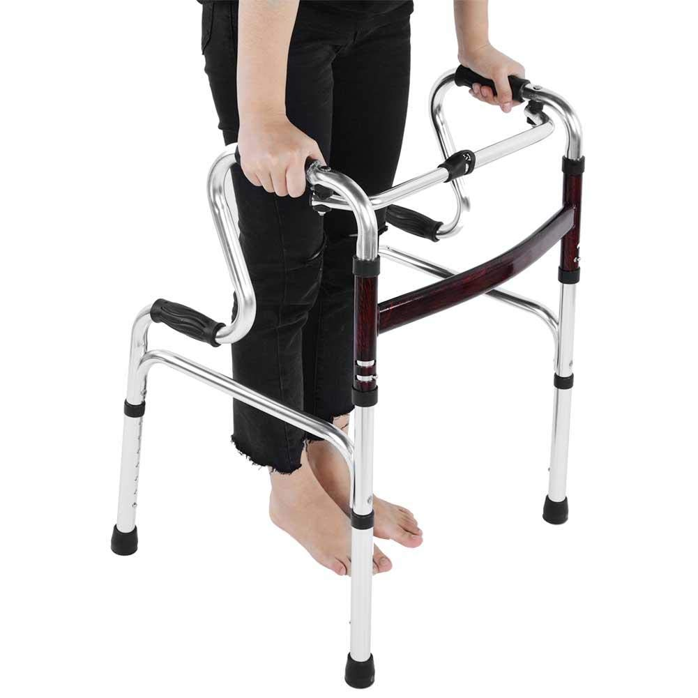 Zoternen Toilet Safety Frame, Aluminium Alloy Medical Freestanding Stand Toilet Safety Rail Padded Armrest Walker for Elderly, Disabled, Injury. 150KG Weight Capacity by Zoternen