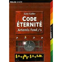 ARTEMIS FOWL T03 CODE ETERNITÉ