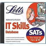 Letts Key Stage 2 IT Skills : Database [Import]