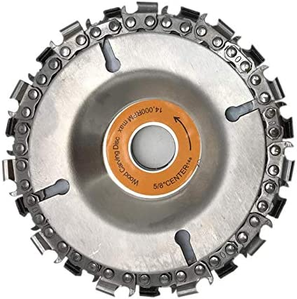Grinder Disc Angle Grinder Carbide Chain Tool Saw Disc Blade Wood Carving
