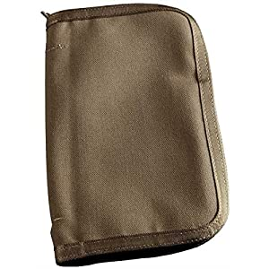 Rite in the Rain All-Weather Cordura Fabric Notebook Cover, 5 1/2″ x 8 1/2″, Tan Cover (No. C980)