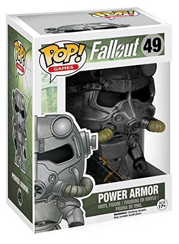 Funko POP Games: Fallout - #49: Power (Fallout Armor Costume)