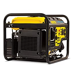 Champion Power Equipment 100302 3500W Digital Hybrid RV Ready Portable Generator with Quiet Technology