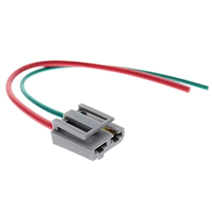 Amazon com: MOTOALL HEI Distributor Connector Wire Harness Pigtail