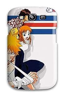 samuel schaefer's Shop High Quality MarvinDGarcia Bleach Skin Case Cover Specially Designed For Galaxy - S3