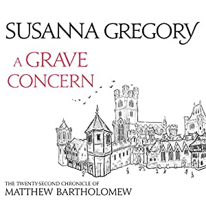 A Grave Concern Audiobook
