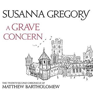 A Grave Concern Hörbuch